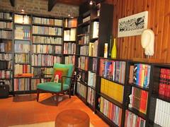 The library (Moakidi) Tags: house france clock modernism nelson noguchi eames bungalow dansk midcentury atomicranch neuhart