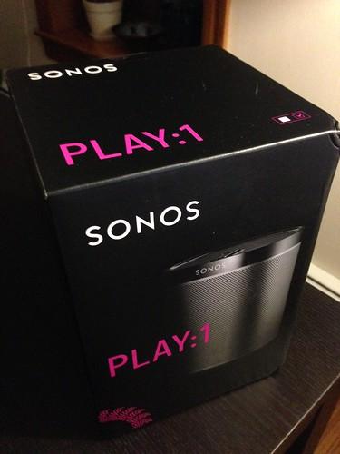 music box sonos play1 (Photo: karlnorling on Flickr)