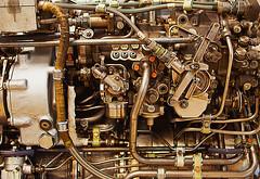 the engine (wolfgangfoto) Tags: color airplane engine wolfgangfoto