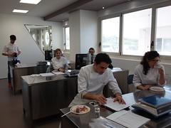 Semifreddi - Corso con Mario Ragona - Gelato Master School San Marino