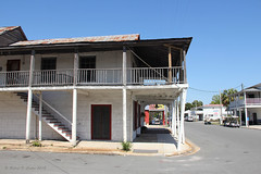 Seen Better Days, Cedar Key, Florida (Robert F. Carter Travels) Tags: building architecture florida balcony porch balconies cedarkey tinroof porches