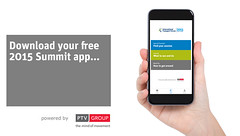 2015 Summit app by PTV