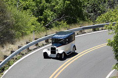 Ford Model A (twm1340) Tags: ford sedan truck modela panel az delivery jerome 89a