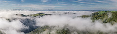 Close clouds (ElmerstarK) Tags: panorama cloud france nuages fr aveyron midipyrénées seeofclouds merdenuages letruel raspes