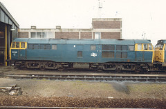 01273 31135 Colchester SP 08.09.85 (31417) Tags: 31 colchester ped 31135
