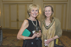 Patricia Oelbaum and Jeanne Ruddy