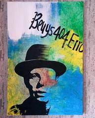 404 Error (The Art of YorkBerlin) Tags: portrait abstract color art modern painting artwork kunst moderne canvas beuys abstrakt malerei 2015 leinwand 404error yorkberlin