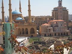Downtown Beirut!