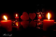 Romntismo! (fmalucarvalho) Tags: love amor comida corao casal jantar romntico diadosnamorados