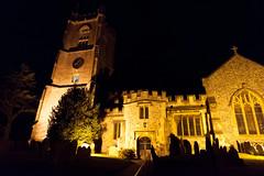 Devil's End | Aldbourne-4 (Paul Dykes) Tags: doctorwho devilsend thedmons jonpertwee thirddoctor 3rddoctor 1971 aldbourne wiltshire uk england night nighttime september 2016 church village