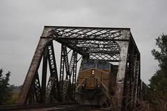 54783 (richiekennedy56) Tags: kansas leavenworthcountyks linwood unionpacific railphotos ac44cw up7290 unitedstates usa