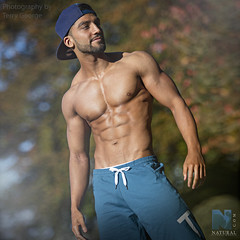 Rohan NFM (TerryGeorge.) Tags: natural fitness models abs six pack workout toned athletic muscle shirtless