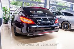 Mercedes-Benz CLS 350 d - AMG PLUS - SHOOTING BRAKE - ( mod.2016) - Carbono -Negro Obsidiana - Piel Beige (Auto Exclusive BCN) Tags: mercedes benz clase cls 350 bt shooting brake amg plus piel nappa camara 360 faros ils led auto exclusive barcelona autoexclusivebcn autoexclusive carbono beige llantas 19 techocristal gpscommand fullequip mod2016