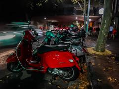 Bikes under lights... (Jofotoe) Tags: matchpointwinner mpt504
