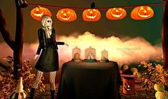 PUMPKIN (marpil.grafenwalder) Tags: secondlife sl swank evolove ~treschicvenue~ coco woodworks tm magnumopus