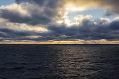 BalticSea (DanGonzales75) Tags: baltic sea sunset clouds atardecer resplandor sun sol amazing colors
