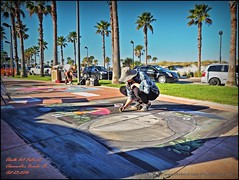 2016-10-23_PA230123_Chalk Art Festival,Clwtr Bch,Fl (robertlesterphotography) Tags: 12x4040x150 bal chalkfestivalclearwaterbeach clearwaterbeachfl events lighteff50 m1 oct232016 outandaround photom toncomp100