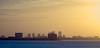 Sunrise over Old Tampa Bay (tfhammar) Tags: tampa florida oldtampabay rockypoint sunrise golden sky