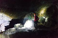 vatnshellir cave (sixthofdecember) Tags: travel europe iceland snfellsnes vatnshellir cave vatnshellircave nikon nikond5100 tamron tamron18270 underground rock rocks dark darkness