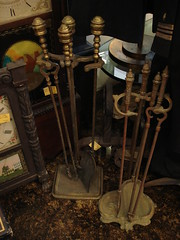 "OLD FIRE TOOLS IN BRASS. • <a style=""font-size:0.8em;"" href=""http://www.flickr.com/photos/51721355@N02/30287372915/"" target=""_blank"">View on Flickr</a>"
