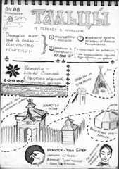 06 (innakarnei) Tags:  innakarnei   sketchnote visualization travel