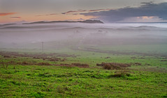 Inverness (BalajiNagarajan) Tags: canon dslr 7d 24105mm f40 landscape nature mist mountains clouds view beauty dusk pointreyes inverness california visitcalifornia adventure travel landscapephotography travelphotography