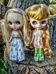 Katinka und Isabella