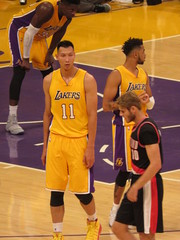 IMG_4378 (CAHairyBear) Tags: lakers lalakers nbl basketball