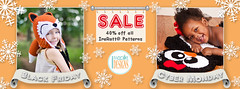 Black Friday - Cyber Monday Specials by IraRott (Ira Rott) Tags: irarott blackfriday cybermonday specials freepattens crochetpatterns knitpatterns babysetpattern bootcuffspattern crochetrugpattern discount couponcode sale patternsale