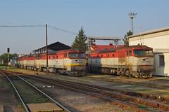 751118 Prievidza (Gridboy56) Tags: zsskcargo zssk slovakia prievidza railways railroad railfreight trains train locomotive locomotives bardotky grumpy 751