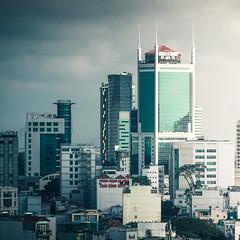 Old Big Boy. (Lazy Lounger) Tags: landscape cityscape urban urbanscape skyline skyscraper saigon vietnam