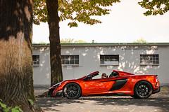 A McLaren...and some trees (David Clemente Photography) Tags: mclaren mclaren650s mclaren675lt 675lt 675 mclaren675 longtail lt 675ltspyder 675spyder spyder v8 gtcup autodromomonza