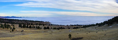 Sea of Fog[Explored] (BernieErnieJr) Tags: boulder bouldercounty frontrange colorado rockymountains teamsony greatphotographers panorama landscape fog foggy groundfog clouds sonyslta99v sony2470mm