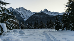 NT2.0403-NC160102_162315 (LDELD) Tags: northcascades highway20 lakediablo winter snow dusk mountains skagitriver lake