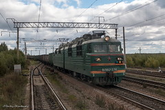 80-376 (dm35ru) Tags: russia vologdaregion railroad railway train electriclocomotive locomotive russianrailways rzd vl80s