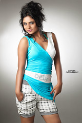South Actress Deepika Das Hot In Modern Dress Photos Set-4 (36)