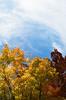 Autumn Skies (Georgie_grrl) Tags: princeedwardcounty cottagechoir friendship music social friends roadtrip pentaxk1000 rikenon12828mm ontario fall autumn trees colourful leaves sky clouds