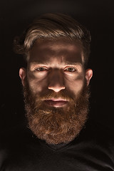 Beards (rafaelhabermann) Tags: barbeiro barber beard beardboy bearded rafaelhabermann photographer fotografo ruivo rafaelhabermanncom urso badboy portrait retrato onelight 50mm