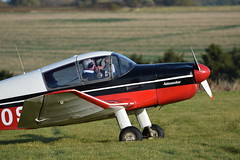 Jodel Departure (Pegpilot) Tags: welland gliding lyveden jodel gioso