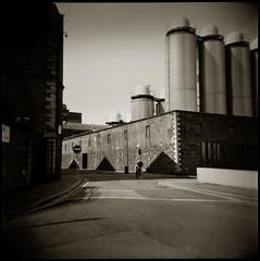 Dublin town Holga Hp5 (monosnaps) Tags: dublin ireland holga film guinness dublintown eddie mallin monosnaps hp5 rodinal