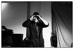 Otomo Yoshihide & Hiroshi Yamazaki @ Cafe Oto, London, 14th November 2016 (fabiolug) Tags: hat otomoyoshihide hiroshiyamazaki guitar electricguitar drums duo improvisation improv cafeoto london dalston music gig performance concert live livemusic leicammonochrom mmonochrom monochrom leicamonochrom leica leicam rangefinder blackandwhite blackwhite bw monochrome biancoenero voigtlandernoktonclassic35mmf14 voigtlandernokton35mmf14 voigtlander35mmf14 35mm voigtlander