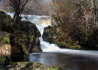 High Force on River Aira, Ullswater