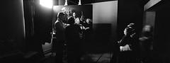Counterfeit (@fotodudenz) Tags: hasselblad xpan film rangefinder super ultra wide angle 30mm kodak bw400cn hobart tasmania mona museum old new art australia 2016 panorama panoramic tim jenison vermeer mirror