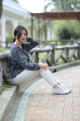 Christina061 (greenjacket888) Tags: asian asianbeauty cute beautiful md model 5d3 5diii 85l 85f12       christina