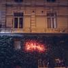 La Mamma (tanjatiziana) Tags: belgium brussels neonsign ivy design cursive handwriting signage restaurant italian mamma bruxelles