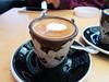 THANX 1188 (RANCHO COCOA) Tags: thanksgiving alfredcoffee silverlake la losangeles california cafe coffee espresso shot icecreamcone chocolatedipped