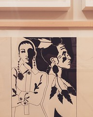 In 1961, Antonio Lopez, a gay Latino Nuyorican artist whose revelatory retrospective ends on Sunday at @elmuseo, drew these matte, smooth prints for a bold New York Times fashion editorial playing with positive and negative imagery of Negative Americans. (rokorumora) Tags: in 1961 antonio lopez gay latino nuyorican artist whose revelatory retrospective ends sunday elmuseo drew these matte smooth prints for bold new york times fashion editorial playing with positive negative imagery americans his model muse best friend was cathee dahmen who would go become first major native american supermodel  happy thanksgiving world antoniolopez latinoart elmuseodelbarrio