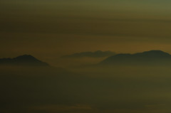 Early Sunrise Light Mount Fuji (pokoroto) Tags: early sunrise light mount fuji  fujisan yamanashi prefecture   japan 8   hachigatsu hazuki leafmonth 2016 28 summer august
