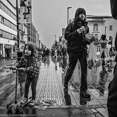 WET! (dens_lens) Tags: candid street brighton england streetphotography