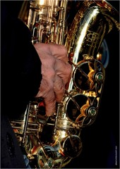 DJ 489 (cadayf) Tags: 33 gironde blaye tlthon orchestre band people musique saxophone cuivre brass
